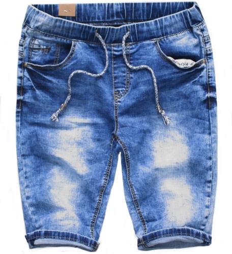 b270fd0609b4 Spodenki - Krótkie spodenki męskie jeansowe joggery Recea - Recea.pl ...